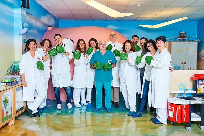 Cinque anni di progetti di Ricerca per l'Oncoematologia Pediatrica