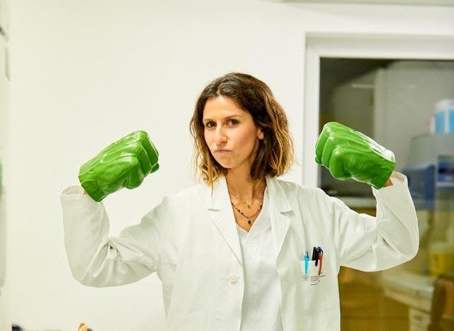 La mia vita in Oncologia Pediatrica: Jessica Bandini