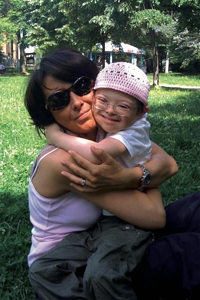 Patrizia e La Chicca: una bambolina speciale!