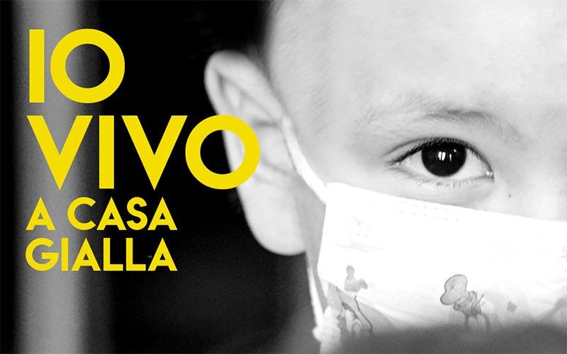 Presentazione campagna di raccolta fondi: ViviAmo Casa Gialla